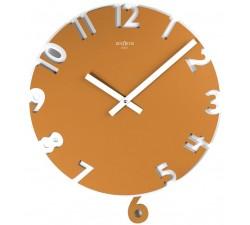 orologio da parete moderno con pendolo