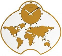 orologio da parete da ufficio globe rexartis