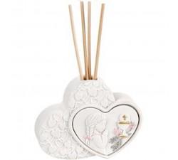 bomboniera communion bambinoa perfumer heart perfumer