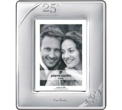 frame anniversary 25 wedding, silver wedding