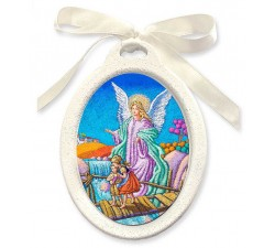 capoculla bianco angelo custode calisti