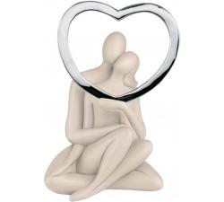 statuina sposi innamorati