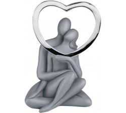 soprammobile statuina innamorati