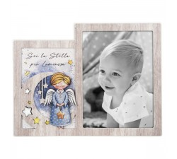 portafoto per bambini idea regalo nascita battesimo