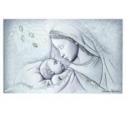madonna con bambino quadro capoletto moderno