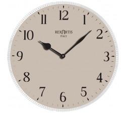orologio da parete rotondo rexartis avior