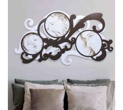 pannello in legno quadri per camera da letto