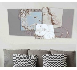 quadri e pannelli con immagini sacre