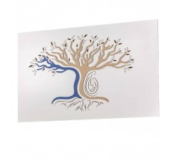 albero della vita pannello decorativo
