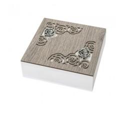 cofanetto portagioie in legno