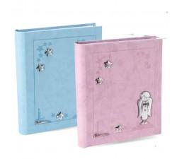 diario libro della nascita bimbo bimba