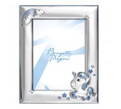 frame photo frame in silver for children
